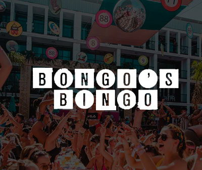 closing party bongos bingo 2020 pool party tickets Ibiza rocks