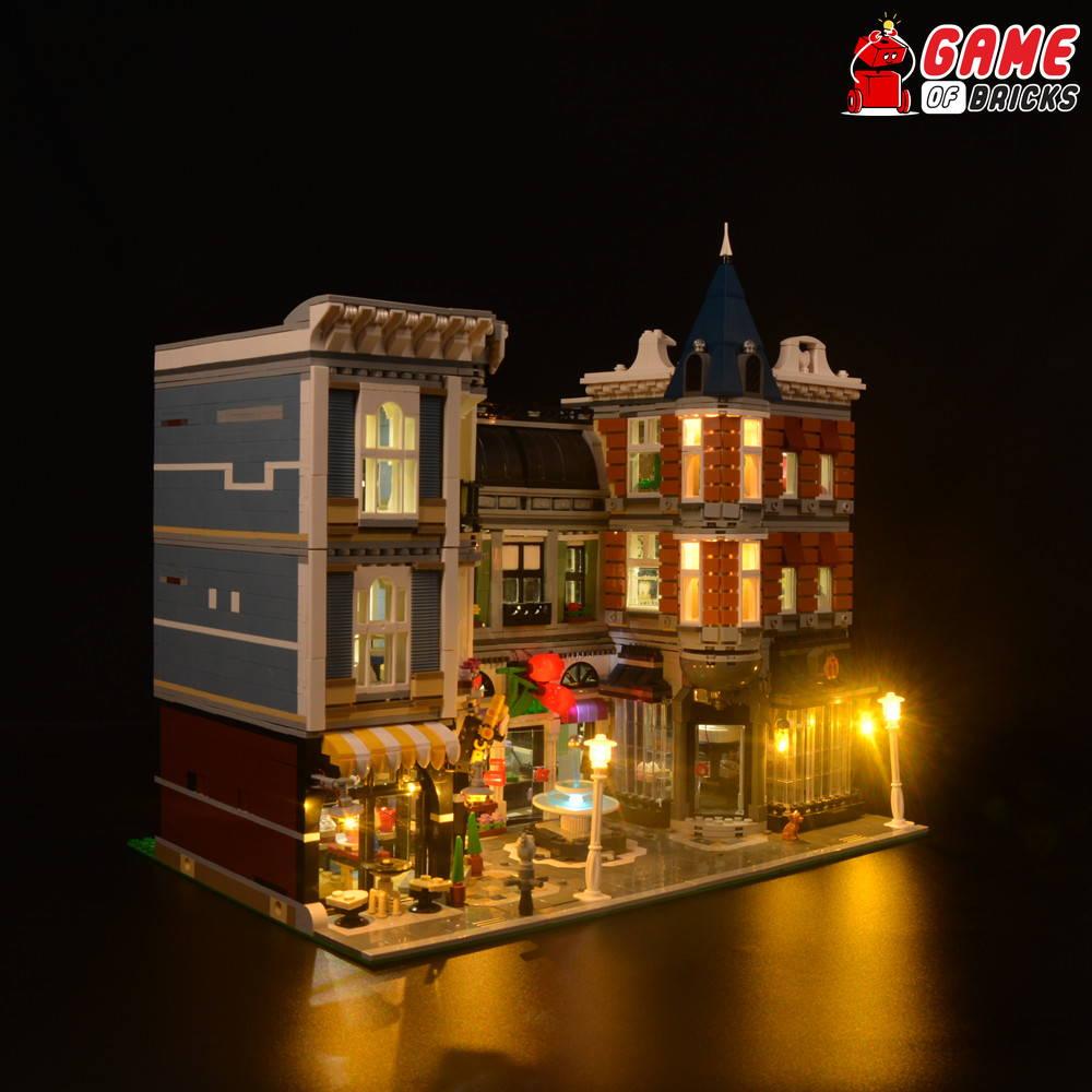 Light Kit for Assembly Square 10255