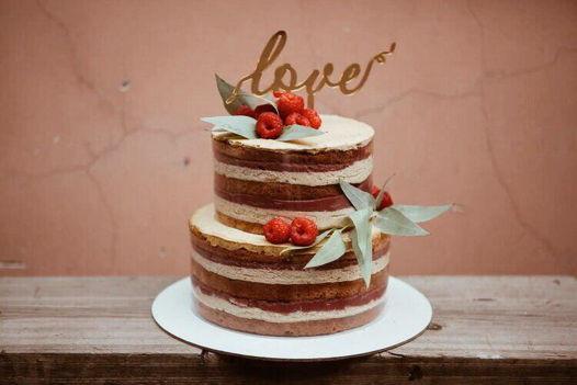Торт - фисташка/малина