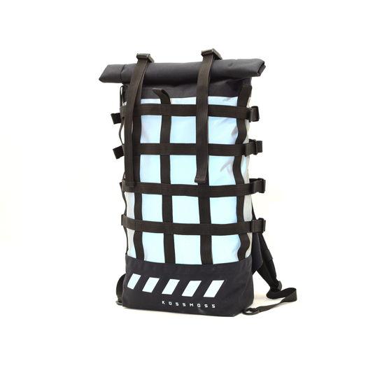Рюкзак повышенной видимости / Extra reflective backpack