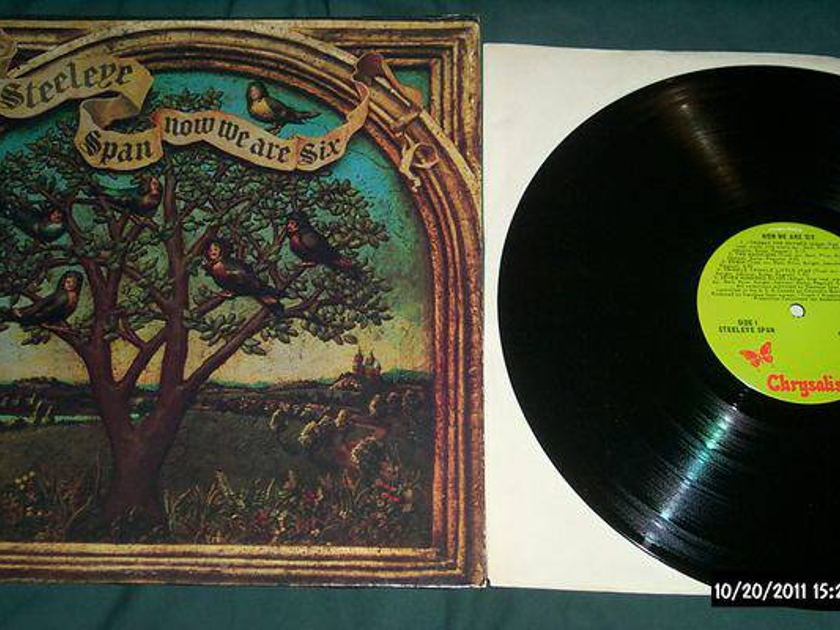 Steeleye span - Now We Are Six lp nm