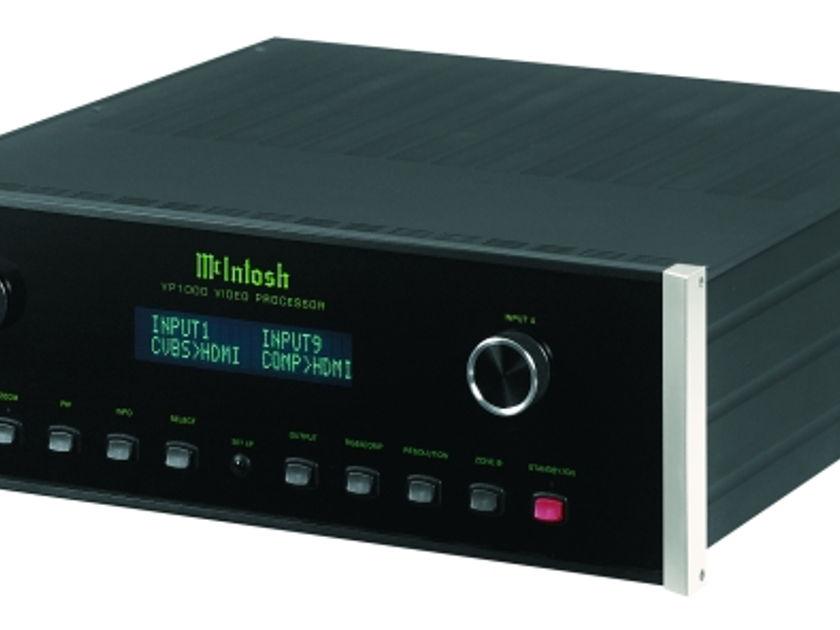 McIntosh VP1000 Video Processor