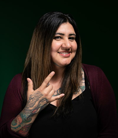 Lorraine Salazar - Motion Designer   Thesis Agency