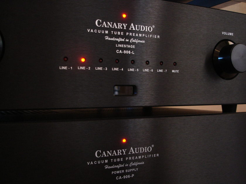 CANARY CA 906 DEMO! tswaudio.com