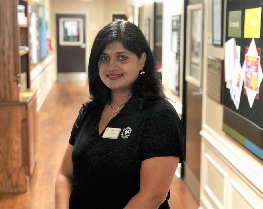 Ms. Anu Kantheti , Pre-Kindergarten 1 Lead Teacher