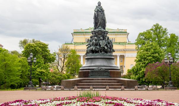 Петербургские женщины – великие и удивительные