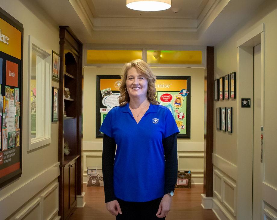 Becky Erickson , Infant Teacher