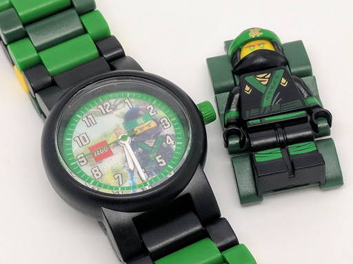 Ninjago Movie Lloyd Buildable Watch