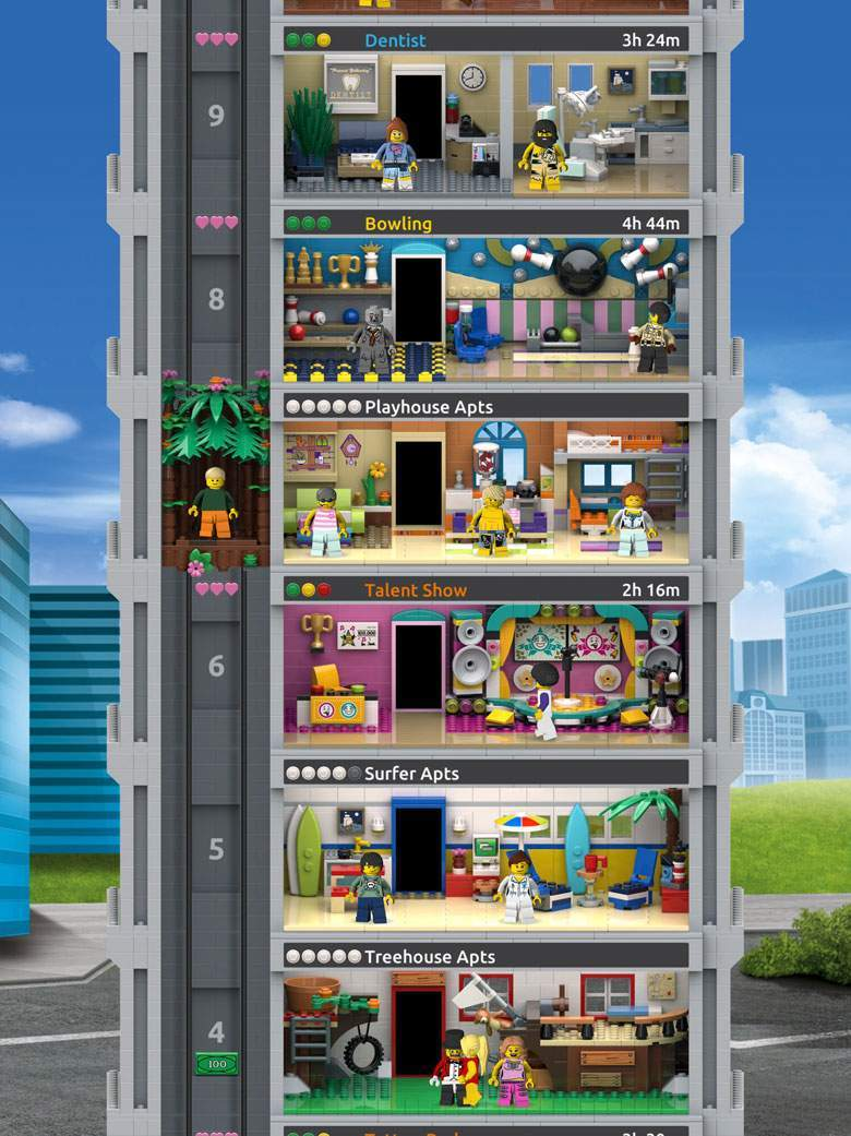 lego Consumer and Residential Floors