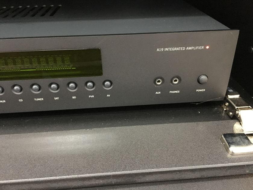 Arcam A19 Integrated Amplifier