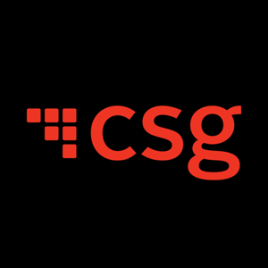 CSG International logo