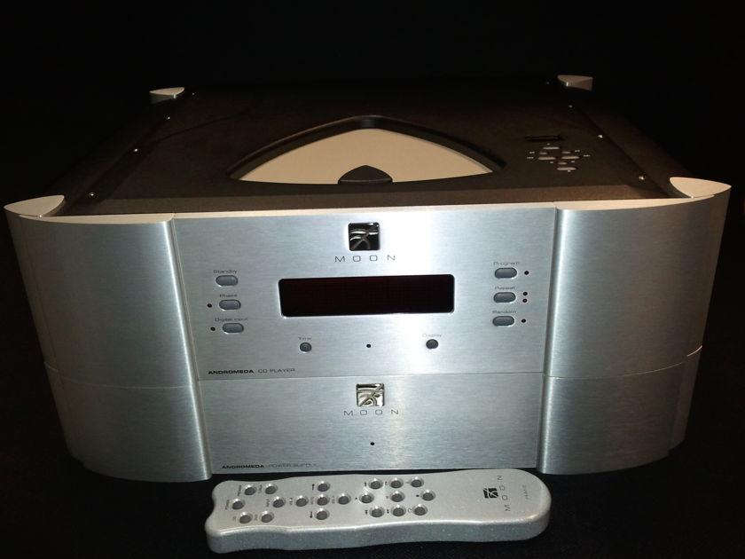 Simaudio  MOON Andromeda Reference CD Player