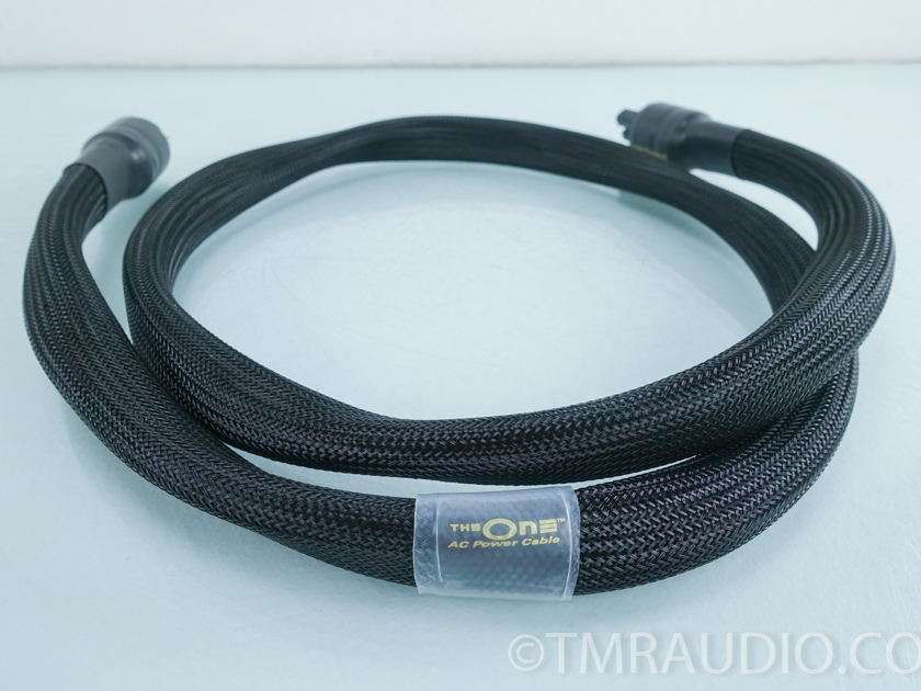 Tara Labs The One Power Cable; 6' AC Cord (9301)