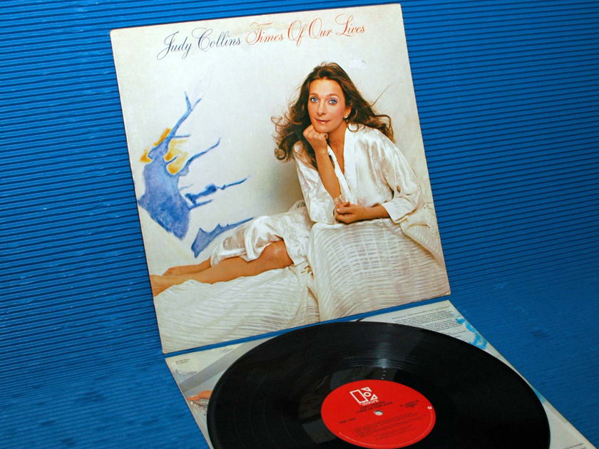 "JUDY COLLINS   - ""Times of Our Lives"" - Elektra 1982"