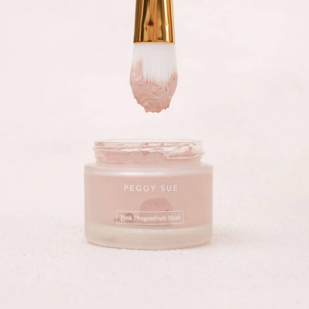 Product shot of Pink Dragonfruit Mask
