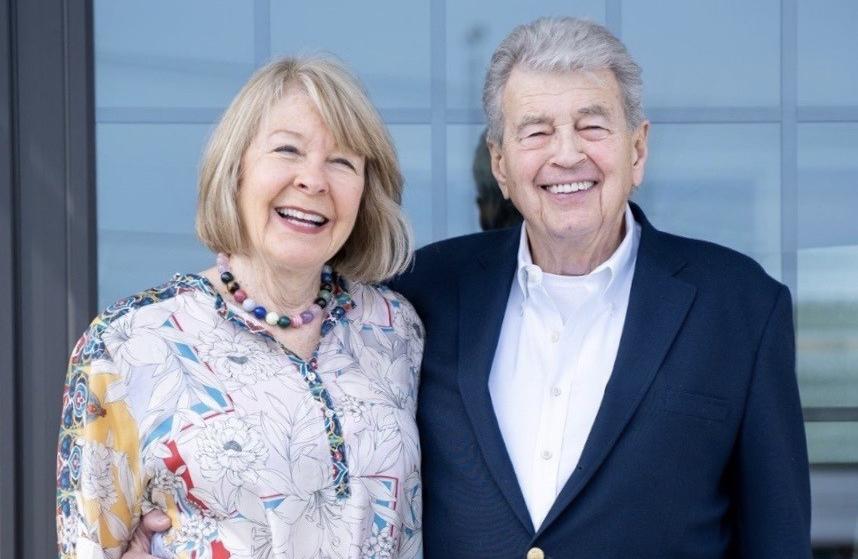 Mike and Joyce Konrad