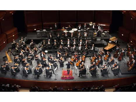 Two Orchestra-Level Seats for a New Jersey Symphany Orchestra Concert of your Choice.