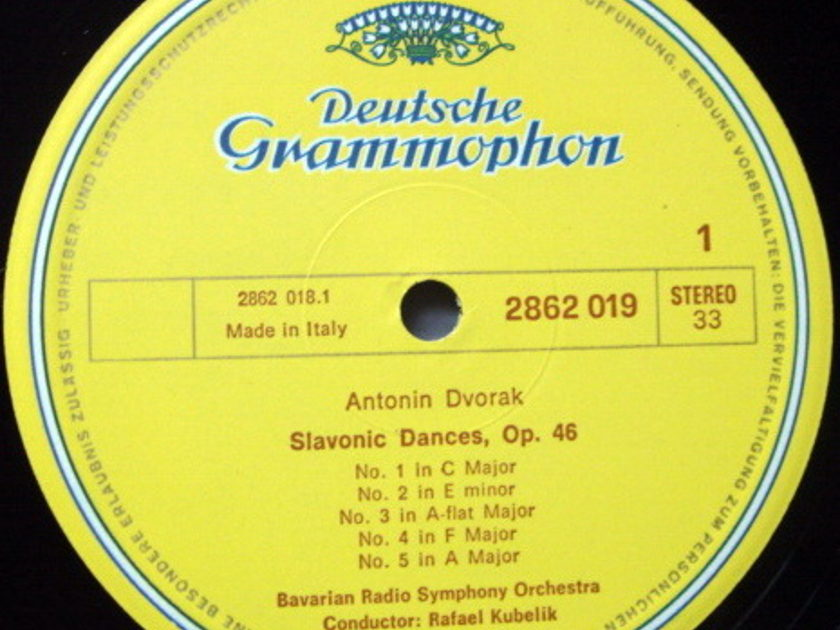 DG / KUBELIK-BRSO, - Dvorak Complete Slavonic Dances, MINT, 3LP Box Set!