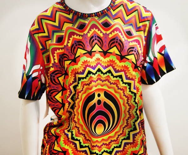 Custom Wholesale Activewear - Dye Sublimation Cut and Sew - Base Necture Tee Shirt