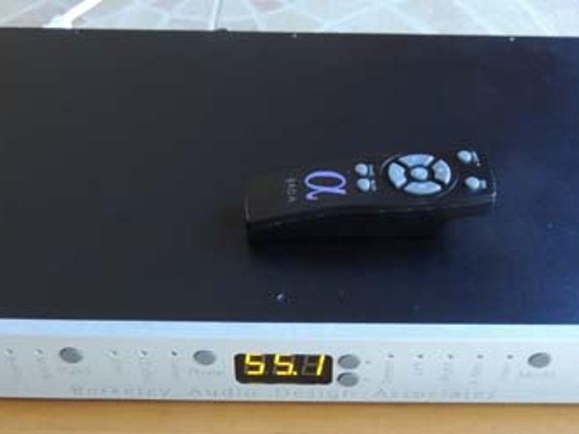Berkeley Audio ALPHA DAC V1,  Customer Trade, Warranty!