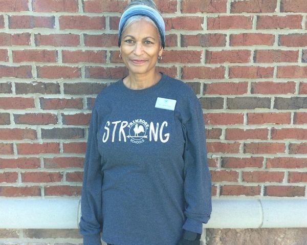 Ms. Valerie Jones , Building Support Staff