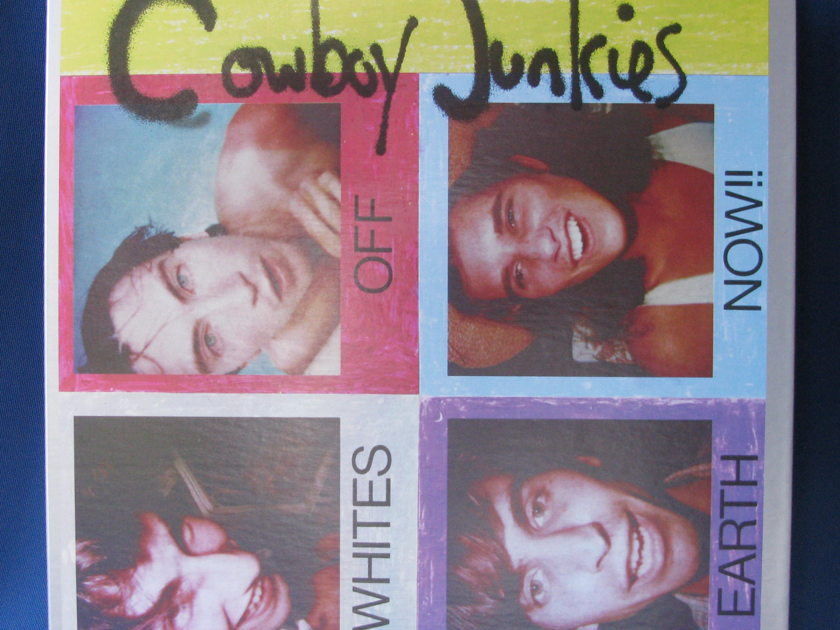 Cowboy Junkies Whites Off Earth Now Mobile Fidelity