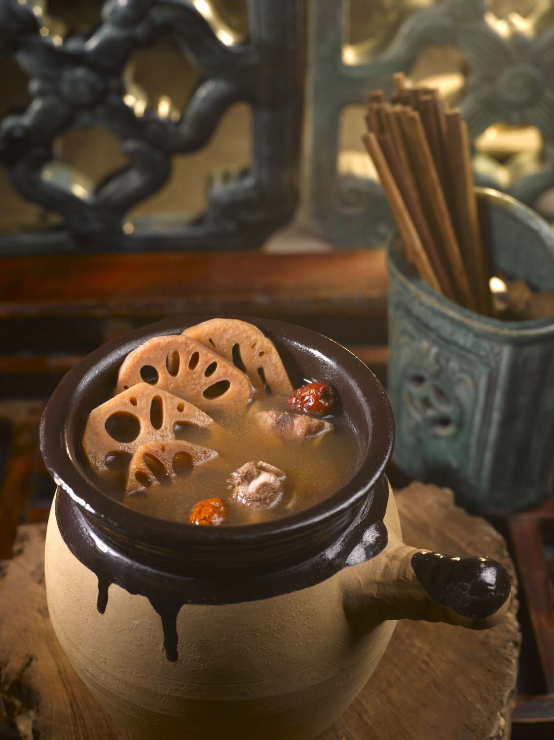 Free Traditional Boiled Soup of the Day (Usual Price: $18.90)