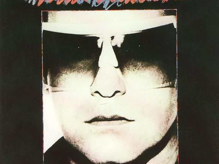 SEALED / Elton John - - Victim of Love