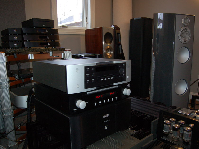 Mark Levinson Media Player No 51 Best you can get for the $$