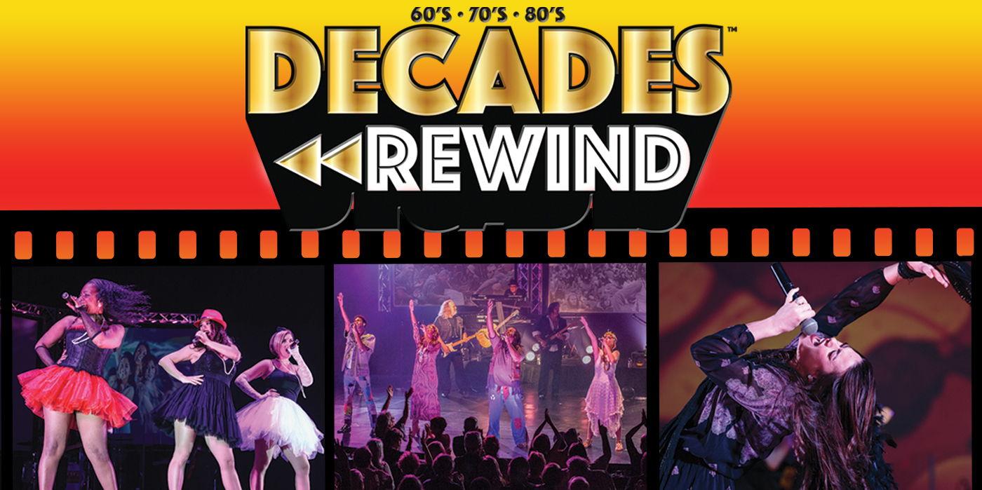 Decades Rewind at the Shubert Theatre