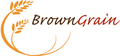 Logo - Brown Grain Thai Restaurant
