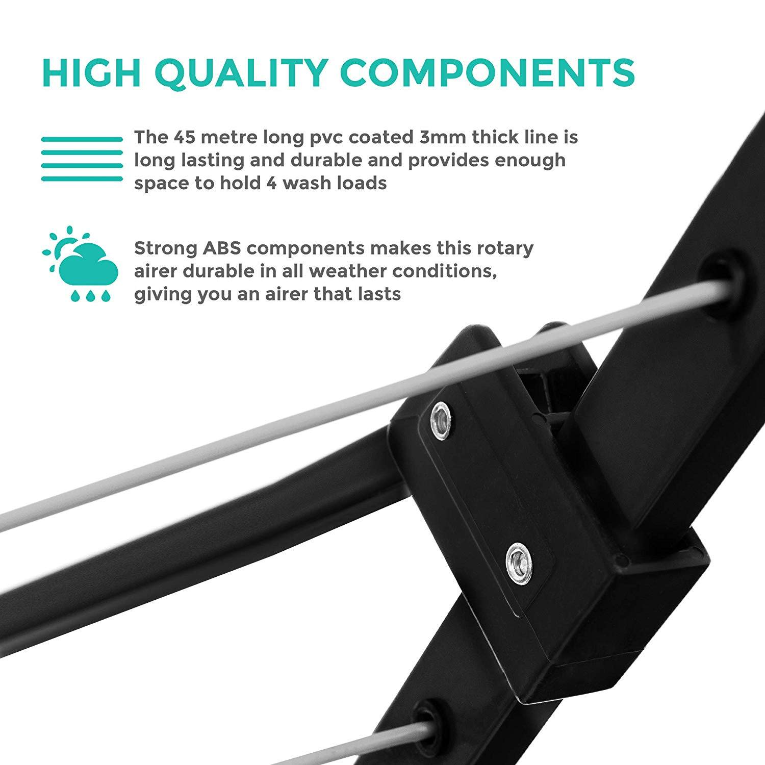 High-quality components