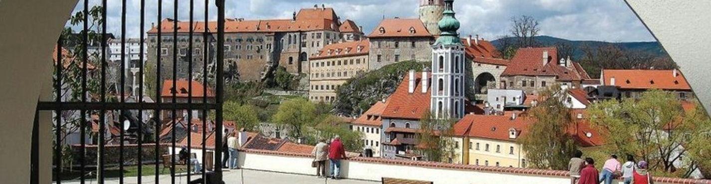 Чешский Крумлов — замок Глубока (индивидуальная)