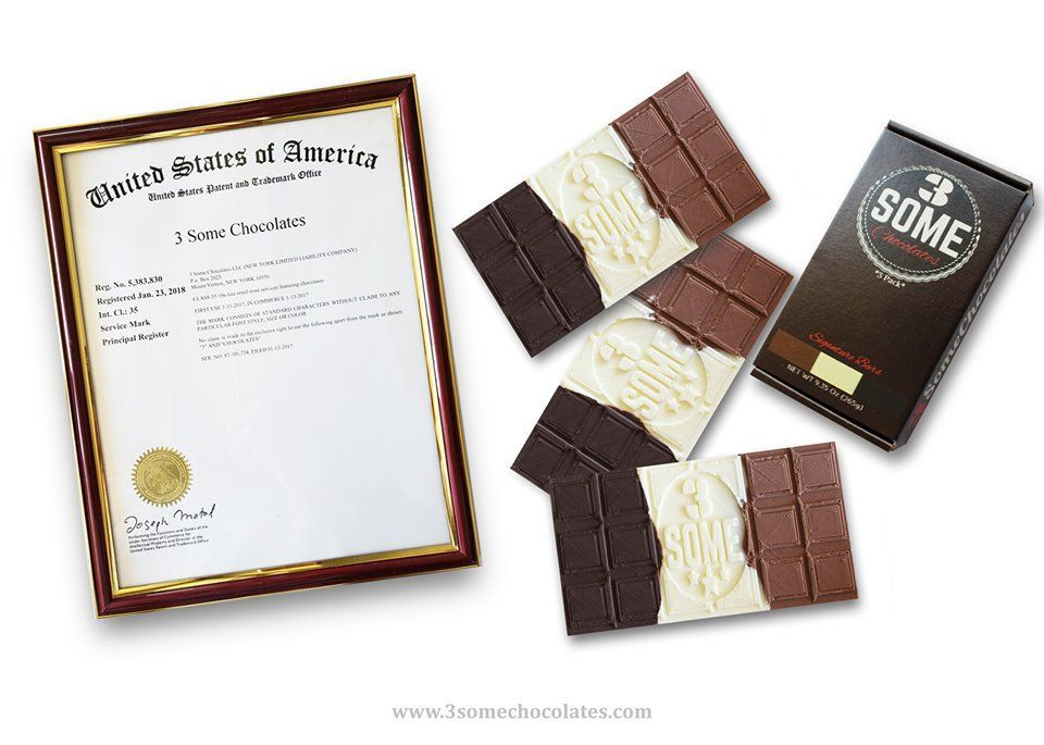 Invest In 3 Some Chocolates Cuisine Its Not Just Chocolate