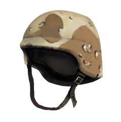 PASGT Helmet illustration