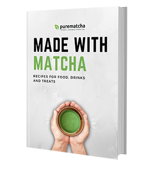 Pure Matcha tea eBook  Made with Matcha