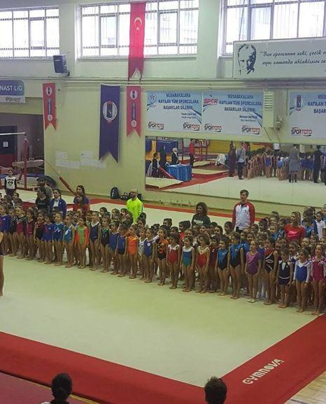 Yılın ilk yarışması