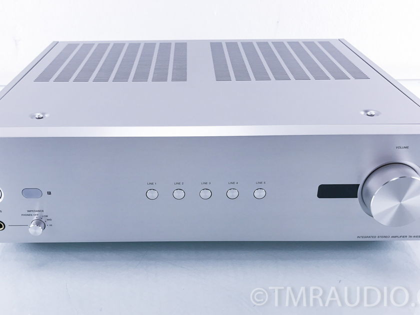 Sony TA-A1ES Stereo Integrated Amplifier (2498)