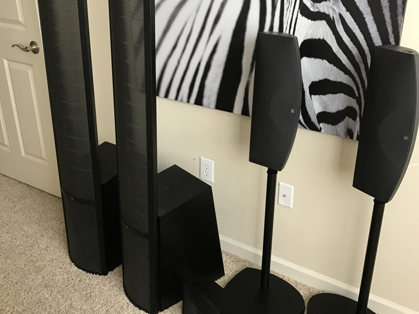 Martin Logan Vista, Motif, and Vignette