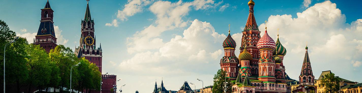 Обзорная автобусная экскурсия по Москве ПО БУДНЯМ