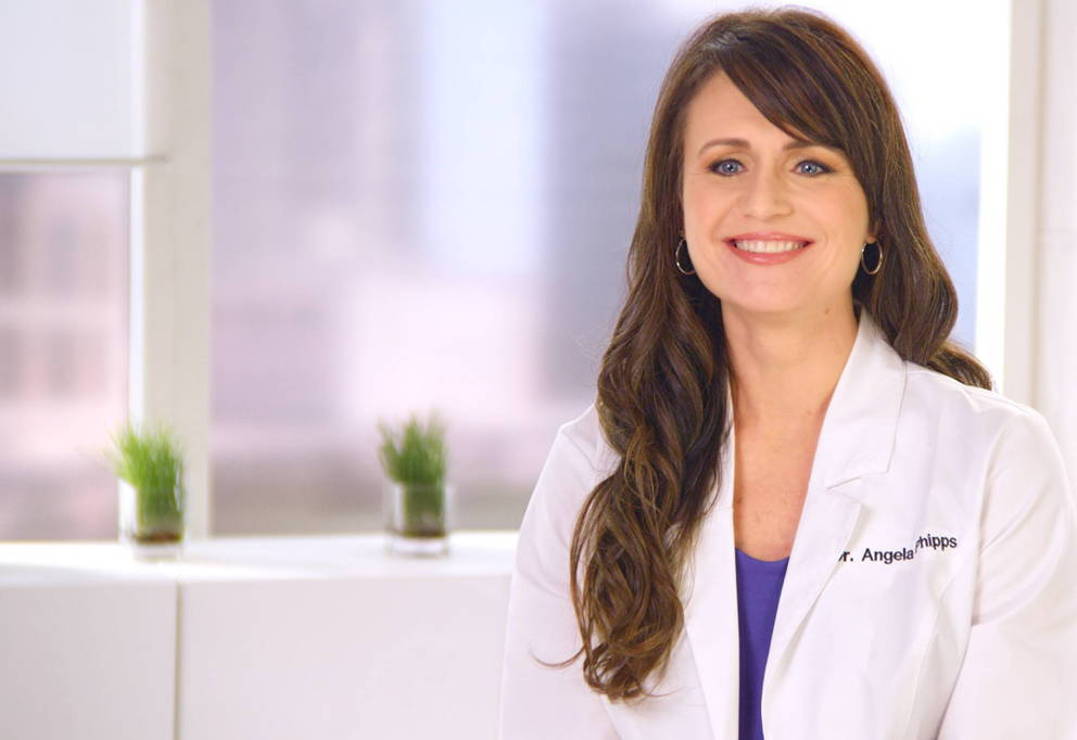 Dr. Angela Phipps, Hair Loss Expert
