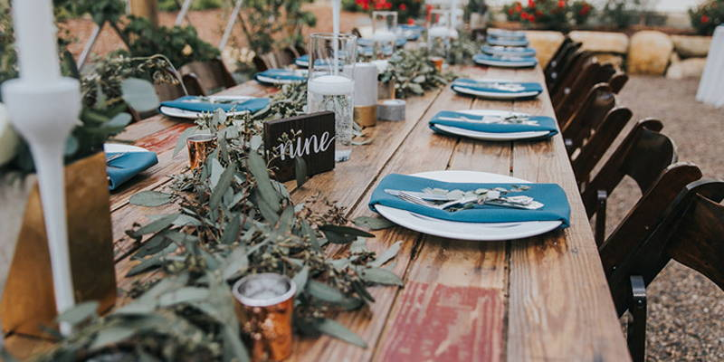 Non-Standard Wedding Events: Welcome Party