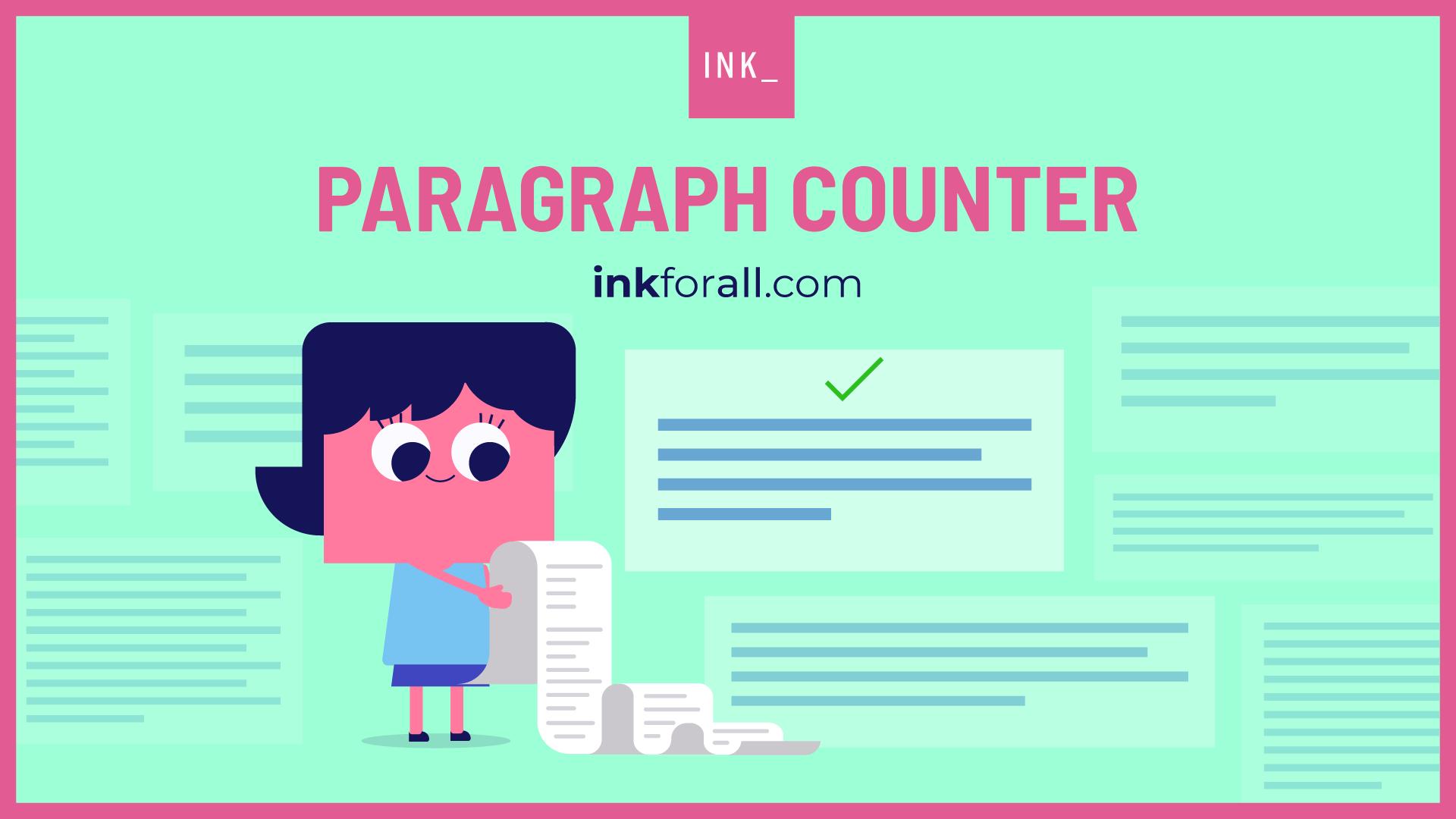Paragraph Counter