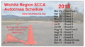 Wichita SCCA Autocross #9 October 14th