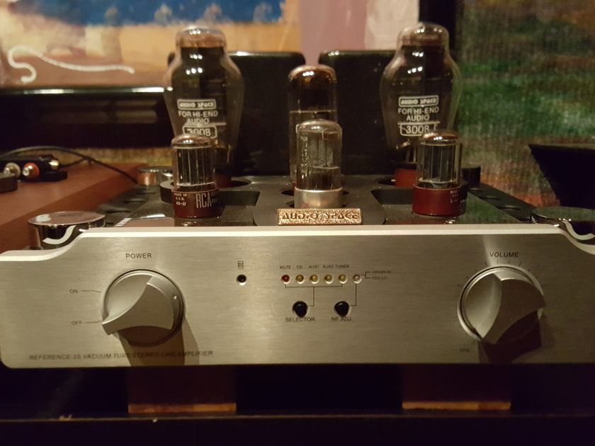 AUDIO SPACE REFERENCE 2 S PREAMP