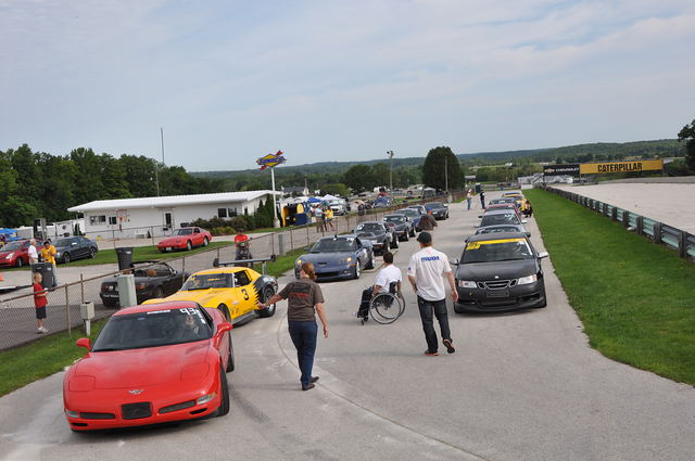 Sports Car Club Of Rockford Announces Ra National Park Of