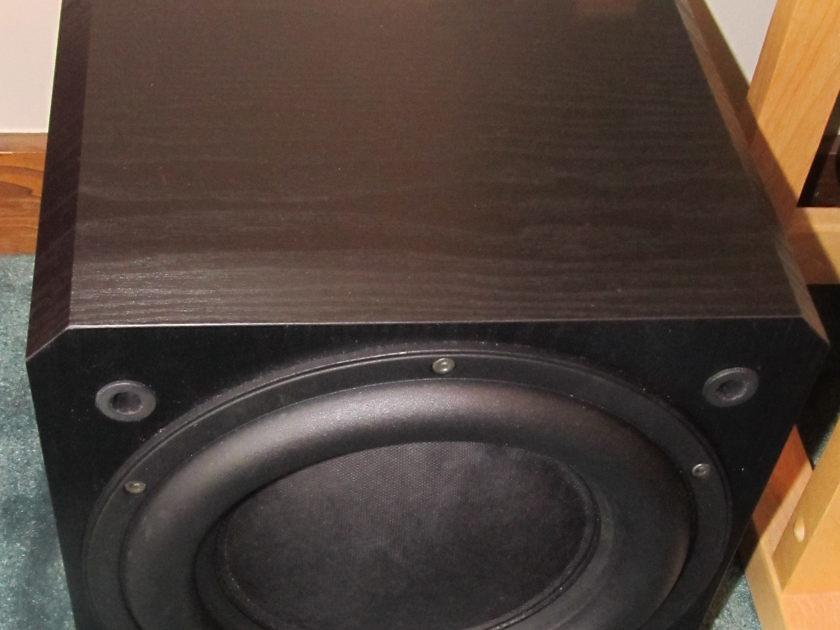 Velodyne subwoofer HGS-10X BV nice Black Ash Piano Black