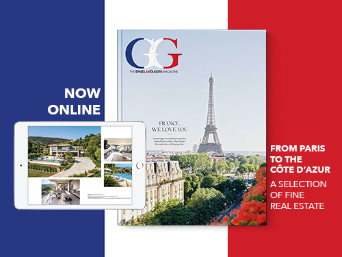 France, we love you! - Das neue GG-Magazin!