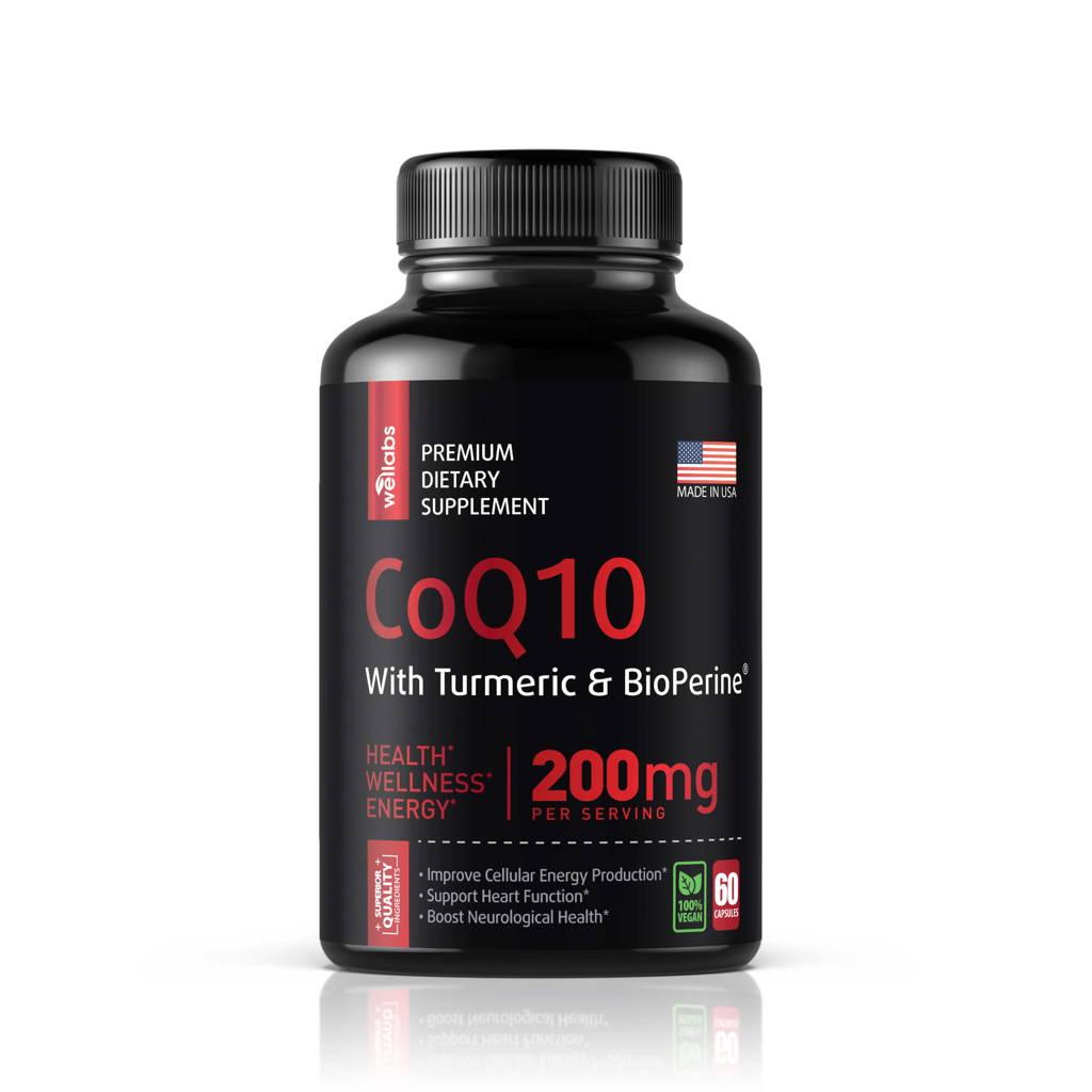 coq10 with turmeric & bioperine