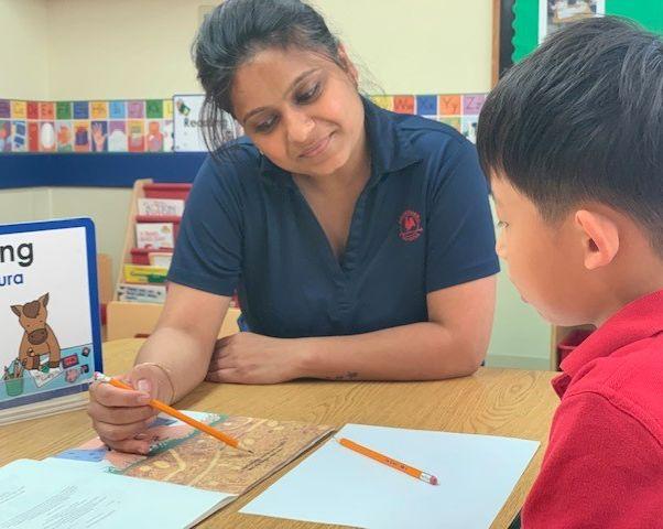 Mrs. Khatri , Pre-Kindergarten One Lead Teacher | Program Coach